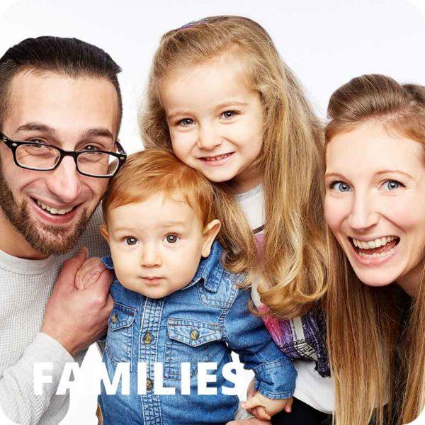 Sheffield Portrait Photographers - Family Portraits