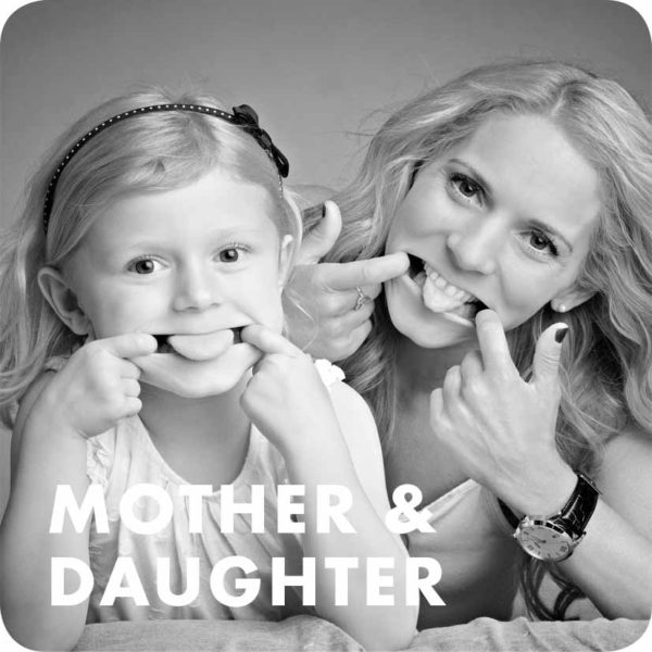 Sheffield Portrait Photographers - Mother & Daughter Portraits