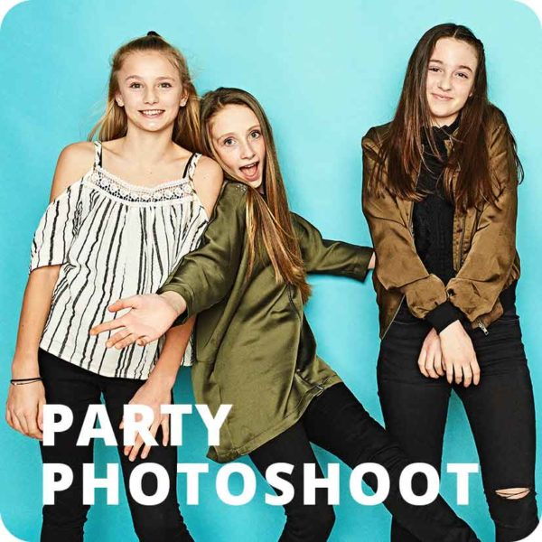 Party Photoshoots Sheffield