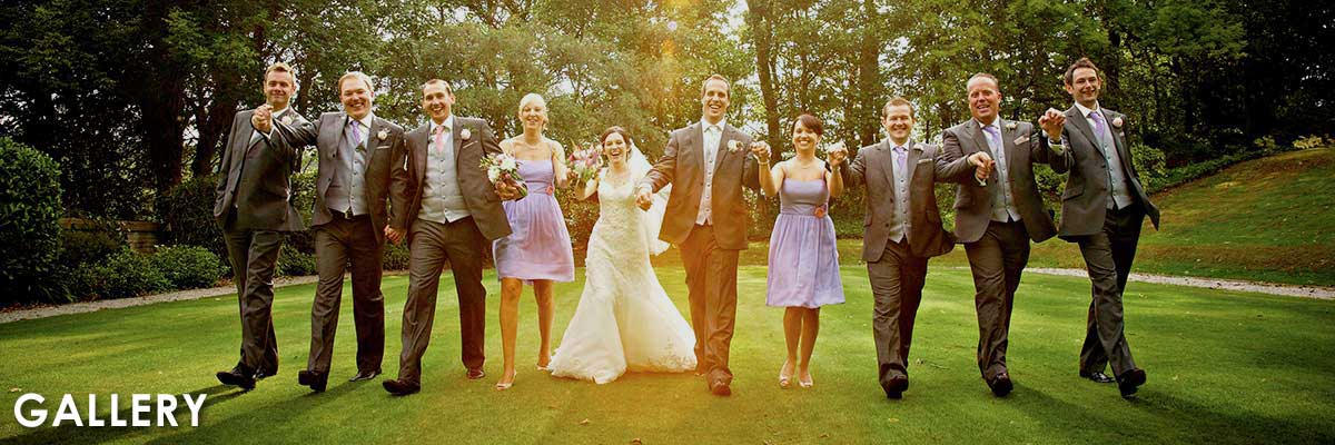Gallery - Wedding Photographers Yorkshire