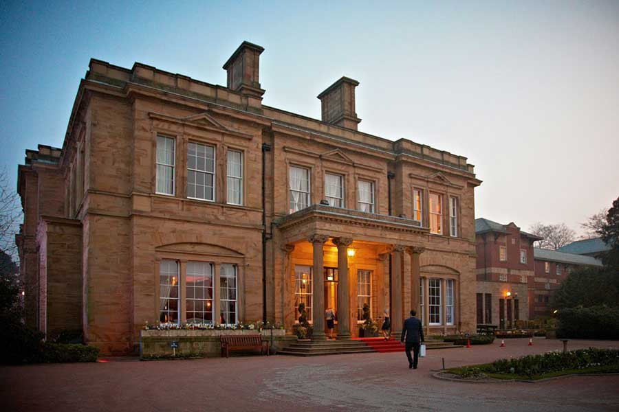 Wedding Photography at OULTON HALL