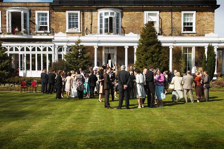 Wedding Photography at RINGWOOD HALL