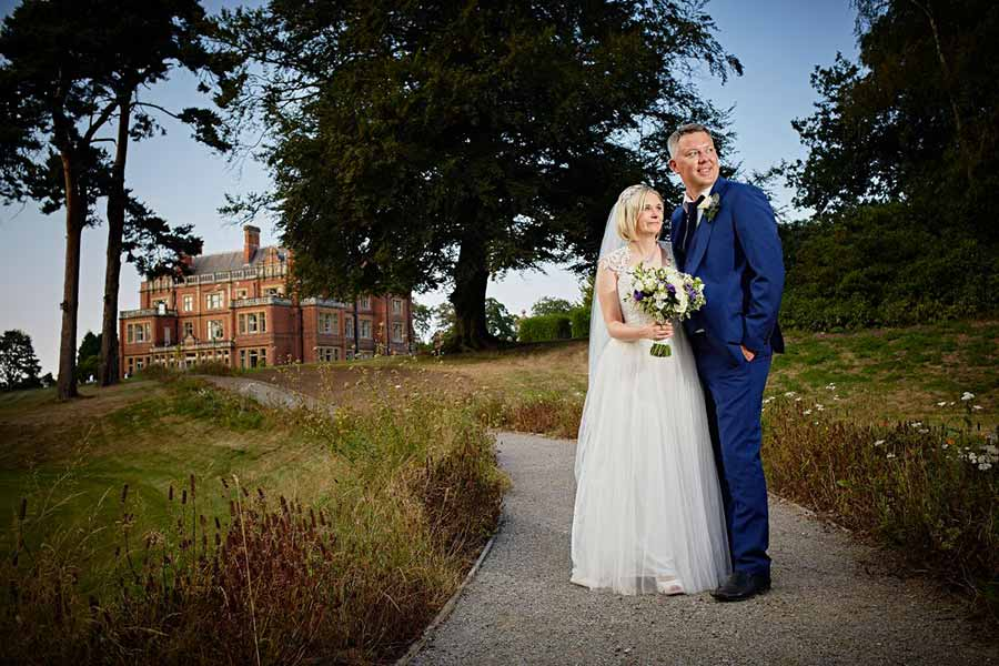 Wedding Photography at ROSSINGTON HALL