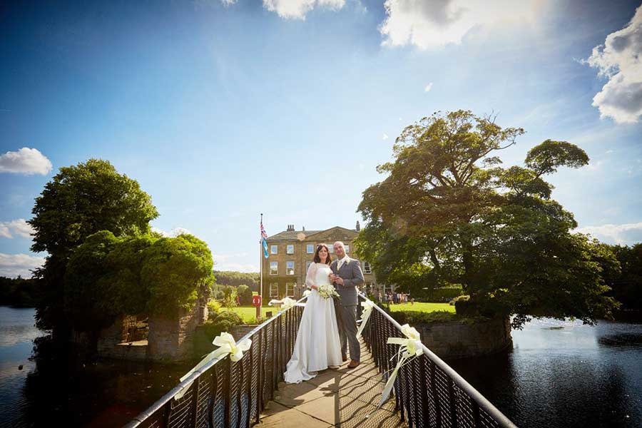 Wedding Photography at WATERTON PARK HOTEL