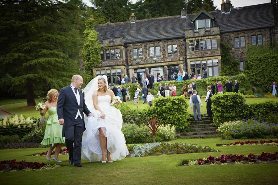 Wedding Photography at WHIRLOWBROOK HALL