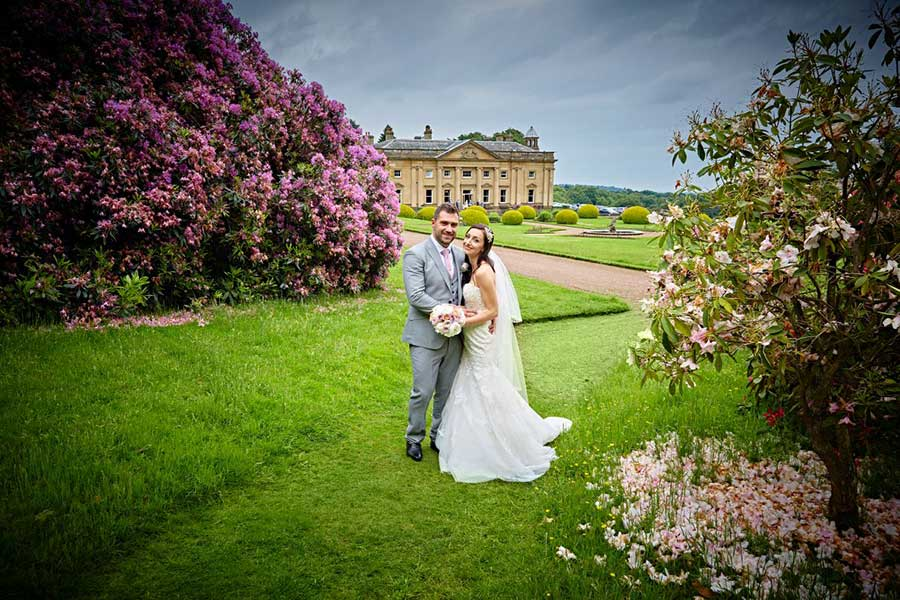 Wedding Photography at WORTLEY HALL